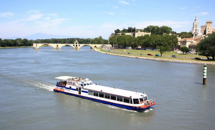 Tourisme fluvial @ Hocquel
