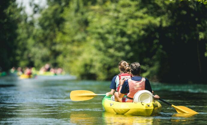 Canoé Kayak @ O'Brien