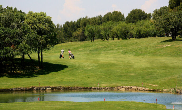 Golf @ Hocquel