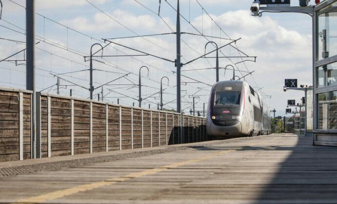Gare TGV Avignon